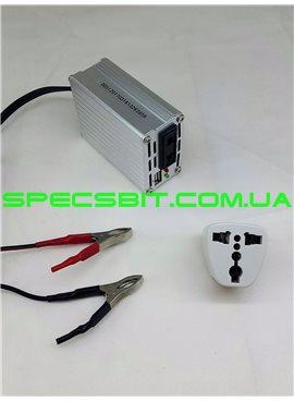 Преобразователь с аккумуляторов 12В на 220В 300W для инкубаторов