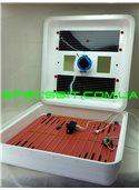 Инкубатор Рябушка SMART Plusавтомат 100 яиц, цифровой, ТЭН, вентилятор