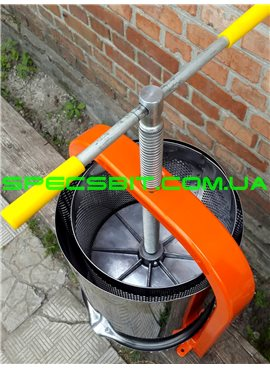 Пресс для сока 25 литров ЛАН СОВЕК Винница