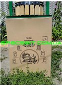 Пресс ручной из дуба Вилен 25Д литров + мешок