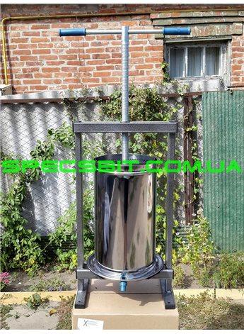 Пресс для сока Вилен 25Н 25 литров + мешок