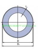 Труба армированная алюминием – STABI PN 20 Ø50 ×6.9 Wavin Ekoplastik