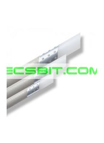Труба армированная алюминием – STABI PN 20 Ø90 ×12.3 Wavin Ekoplastik