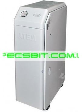 Котел газовый АТЕМ Житомир-3 КС-ГВ-015 СН двухконтурный напольный дымоходный (назад/вверх)