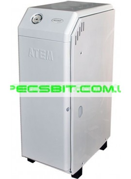 Котел газовый АТЕМ Житомир-3 КС-ГВ-020 СН двухконтурный напольный дымоходный (назад/вверх)