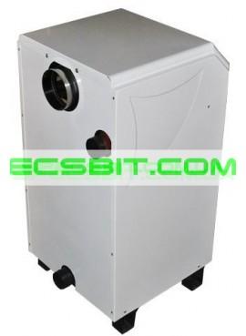 Котел газовый АТЕМ Житомир-3 КС-ГВ-030 СН двухконтурный напольный дымоходный (назад/вверх)