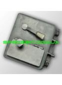 Котел комбинированный АТЕМ Берёзка В (sit) 12,5 газ/уголь двухконтурный напольный
