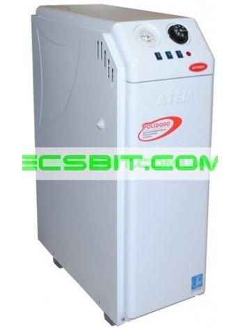 Котел комбинированный АТЕМ Житомир-3 КС-ГВ-012 СН/КЕ-4,5 газ/электро двухконтурный напольный