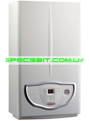 Котел Immergas Mini EOLO 28-3 E газовый 28 кВт двухконтурный турбированный настенный
