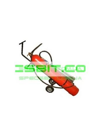 Огнетушитель ВВК-28 (ОУ-40) углекислотный передвижной