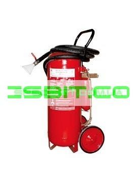 Огнетушитель ВП-45 (ОП-50) порошковый передвижной