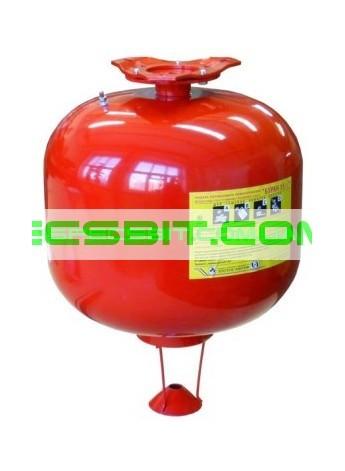 Модуль порошкового пожаротушения Буран-8