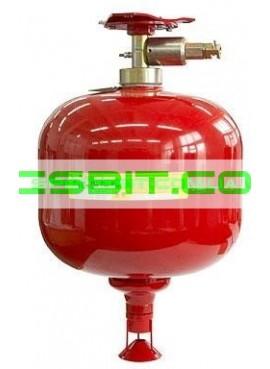 Модуль порошкового пожаротушения Буран-8взр