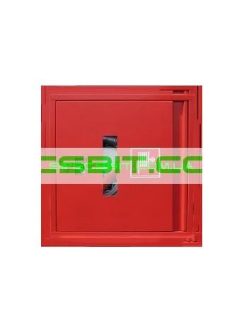 Шкаф пожарный навесной 600х600х230мм