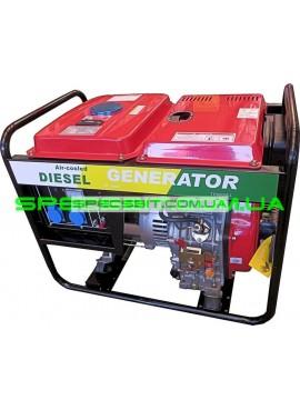 Дизельный генератор 5 кВт TP6500CL
