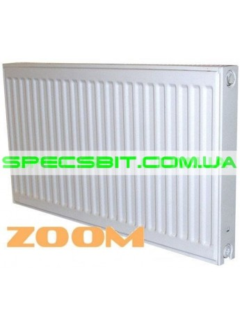 Радиатор отопления Zoom стальной панельный тип 22 Турция 500x1100