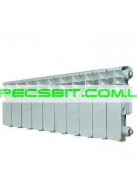 Радиатор отопления алюминиевый DiCalore Base V3 200-10 Китай