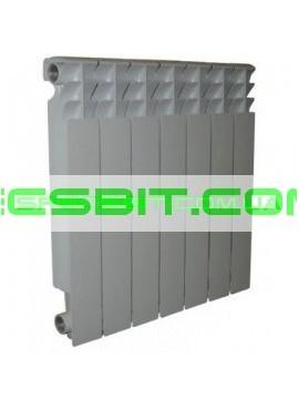 Радиатор отопления алюминиевый DiCalore Base plus 500 Китай