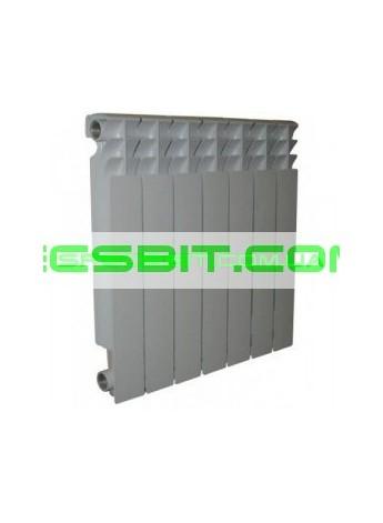 Радиатор отопления алюминиевый DiCalore Elite 500 Китай