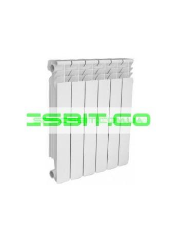 Радиатор отопления алюминиевый Roda Ral R05B 500x80 Германия