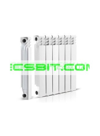 Радиатор отопления алюминиевый Radal 350-80 Китай