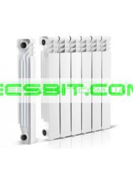 Радиатор отопления алюминиевый Radal 500-80 Китай