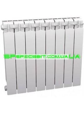 Радиатор отопления алюминиевый Sira Smeraldo H500 Италия