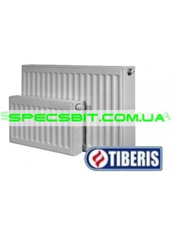 Стальной радиатор отопления Tiberis (Тиберис) тип 22 Италия 300x600