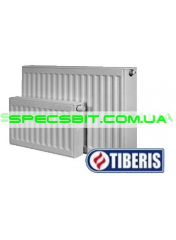 Стальной радиатор отопления Tiberis (Тиберис) тип 22 Италия 300x1000