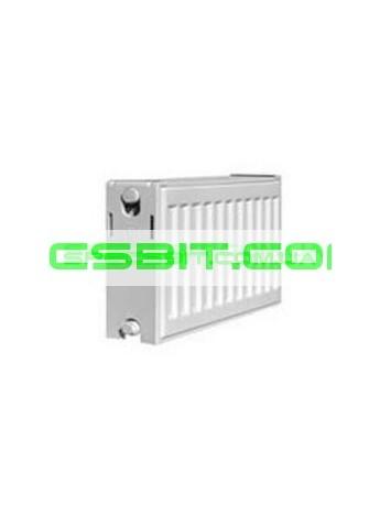 Стальной радиатор отопления Tiberis (Тиберис) тип 33 Италия 300x900