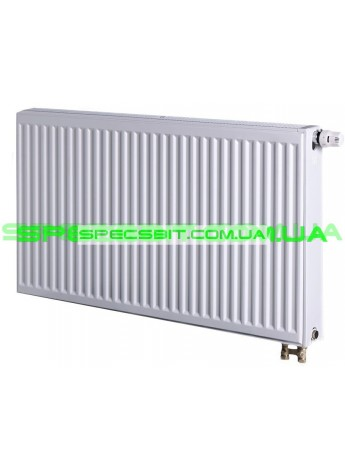 Стальной радиатор отопления Tiberis (Тиберис) тип 22 Италия 500x1500 нижнее подключение