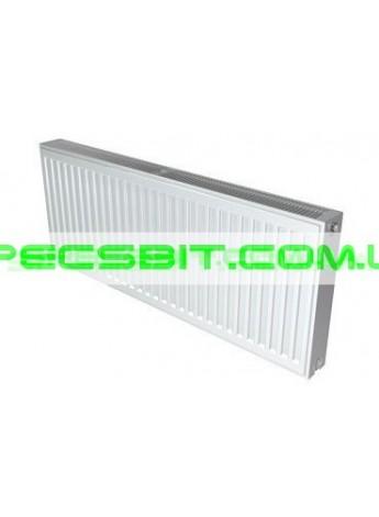 Стальной радиатор отопления Daylux (Дайлюкс) тип 11 Турция 300x700 боковое подключение