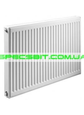 Стальной радиатор отопления Daylux (Дайлюкс) тип 11 Турция 500x500 боковое подключение