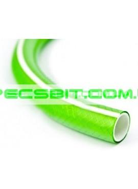Шланг Evci Plastik ПВХ Радуга Цветная (Colors) 3/4 18мм трехслойный армированный