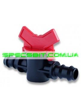 Кран 16 Presto №MV 0116 (Престо) проходной для капельной трубки