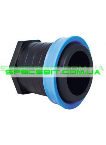 Заглушка 40 Presto №GSЕ-0140 (Престо) для шланга Туман (Golden Spray)