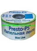 Лента капельного полива 30 Presto (Престо) Blue Line 1000м