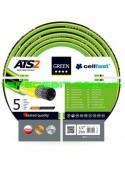 Шланг Cellfast (Селфаст) Green ATS2 ПВХ пятислойный армированный 3/4 19мм 50м
