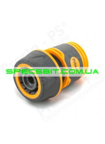 Коннектор Presto (Престо) для шланга 3/4 soft №5819E