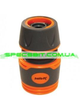 Коннектор Presto (Престо) для шланга 1/2-5/8 soft №5809E
