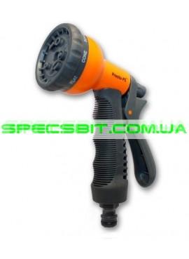 Пистолет поливочный Presto (Престо) 8 режимов №7202