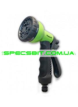 Пистолет поливочный Presto (Престо) 8 режимов №7202G