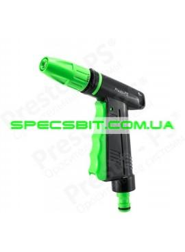 Пистолет-брандспойт Presto №2101 (Престо) 4 режима + вкл./выкл. воды