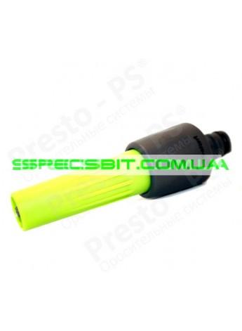 Насадка-брандспойт Presto №7201G (Престо) Green
