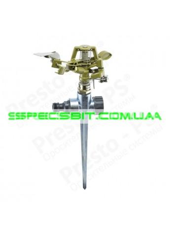 Ороситель импульсный Presto №8105D (Престо) металлический