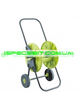 Тележка для шланга Presto (Престо) Aqua-Reel Green 60 м 1/2
