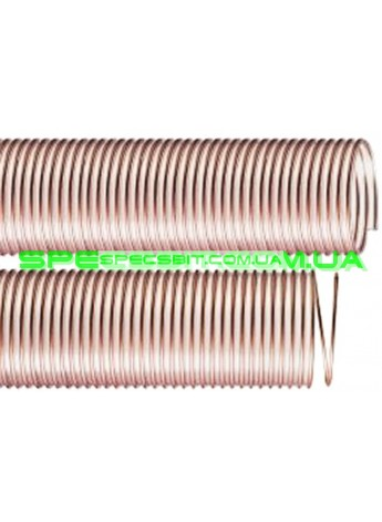 Шланг гофра IPL Vulcano (ИПЛ Вулкано) HDS 15 полиуретановый армированный 75мм