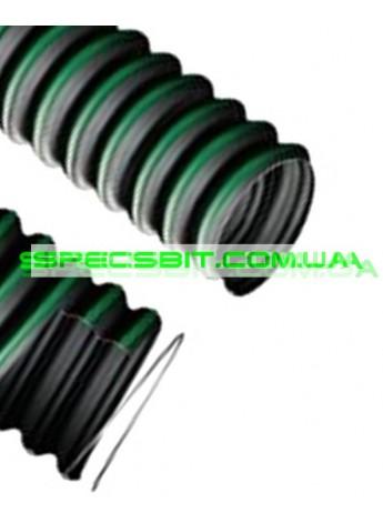 Шланг гофра IPL Vulcano (ИПЛ Вулкано) TPR-A резиновый армированный 150мм