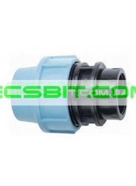 Муфта внутренняя резьба 50x1 1/4 Santehplast (Сантехпласт)