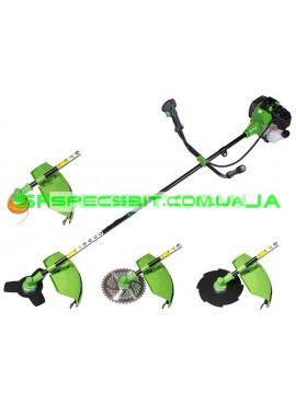 Бензиновая мотокоса Craft-Tec (Крафт-Тек) CS-777 (3300) 4,5 л.с. нож леска
